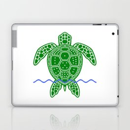 Magic Square Turtle Laptop & iPad Skin