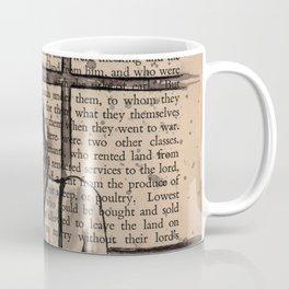 Rain time Coffee Mug