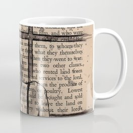 Rain time Coffee Mug