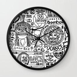 IRIE Wall Clock
