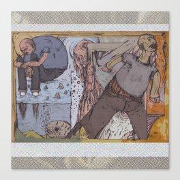 badfish>sadboy Canvas Print