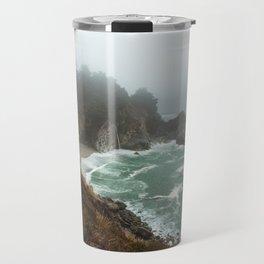 McWay Falls Travel Mug
