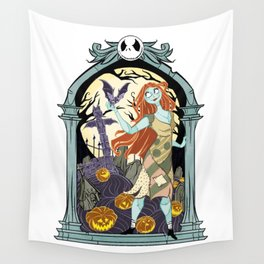 Sally's Spirit Guide Wall Tapestry