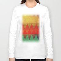 egyptian Long Sleeve T-shirts featuring EGYPTIAN NIGHT by Miguel Á. Núñez I.