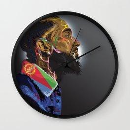 Last Victory Lap Wall Clock