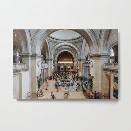 The Metropolitan Museum of Art 2019 Metal Print