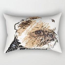 St: Simeon Griffon Bruxellois 15 Rectangular Pillow