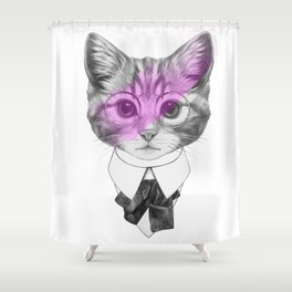THE FREDY Shower Curtain