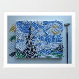 ClipArt (V.2) Art Print