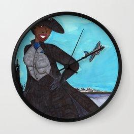 The Adventurer Wall Clock