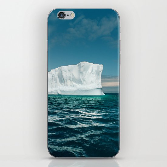 North Atlantic Iceberg iPhone & iPod Skin