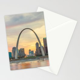 St Louis - USA Stationery Cards