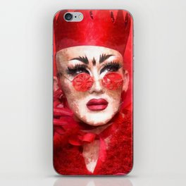 RUPAUL DRAG RACE ALL STARS SEASON 10 QUEEN WINNER iPhone Skin