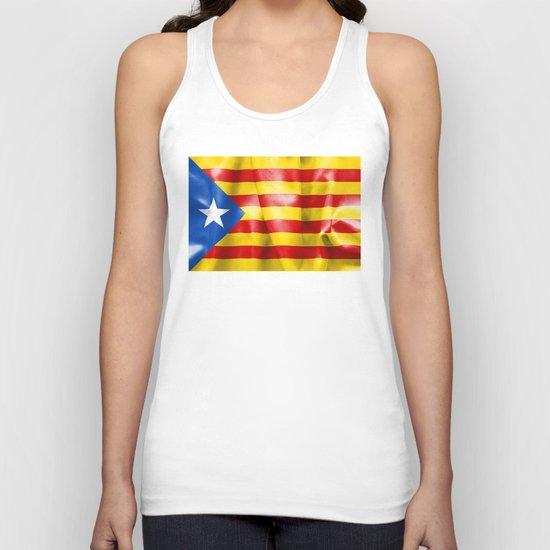Estelada Flag Unisex Tank Top