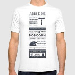 Best American food T-shirt