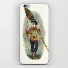 Harry Potter Quidditch Prep iPhone & iPod Skin