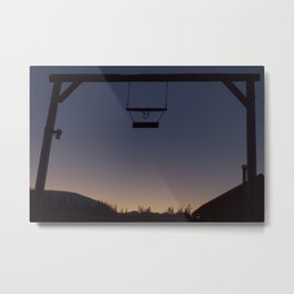 Threshold  Metal Print