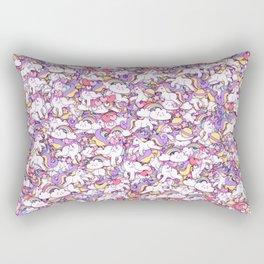 Magic unicorns Rectangular Pillow
