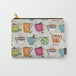 Happy Cup Carry-All Pouch
