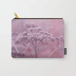 Nature in pink Carry-All Pouch