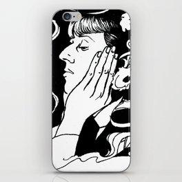 Aubrey Beardsley iPhone Skin