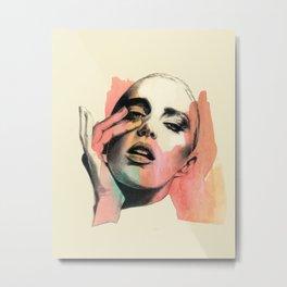 Anja Metal Print