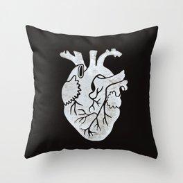 Anatomical Human Heart: Unusual Love Gift Throw Pillow