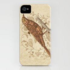 Steampunk Songbird  iPhone (4, 4s) Slim Case