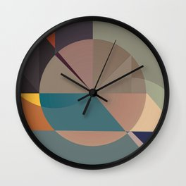Abstract 2018 004 Wall Clock