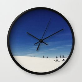 Perfect conditions Wall Clock