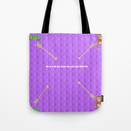 everyone is amazing Tote Bag