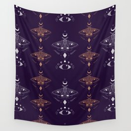Metaphys Moths Wall Tapestry