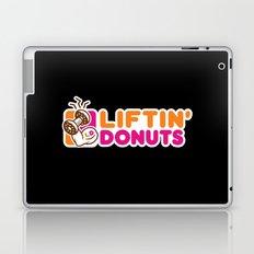 Liftin' Donuts Laptop & iPad Skin