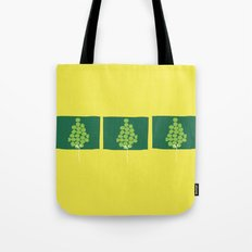 Growth by stages Tote Bag