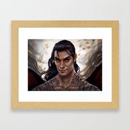 Cassian Framed Art Print