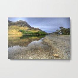 Buttermere, Lake District Metal Print