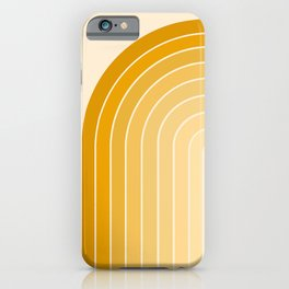 Gradient Arch XXV iPhone Case