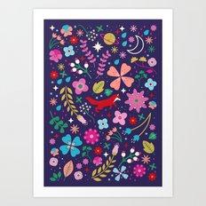Little Leap Art Print