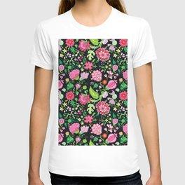 My Crazy Garden Flowers BedSpread T-shirt