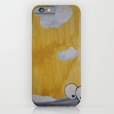 Plant with Yellow Sky iPhone 6s Slim Case