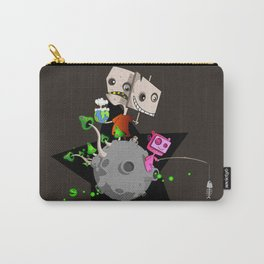 Zombie Earth Carry-All Pouch