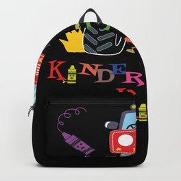 Vehicles Car Gift Boy Tracker Kindergarten german Backpack