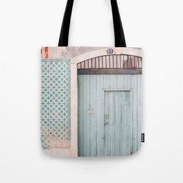 The mint door Tote Bag