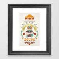 Unbelievers Framed Art Print