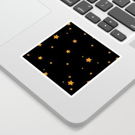 Star Pattern Sticker