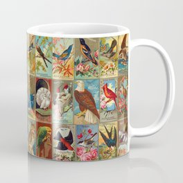 Birds of America 19th-century Illustrations Coffee Mug