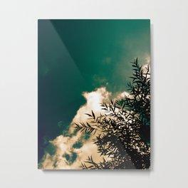 Tree in the Sky Metal Print