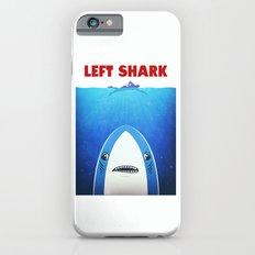 Left Shark Parody - Jaws - Funny Movie / Meme Humor iPhone 6s Slim Case