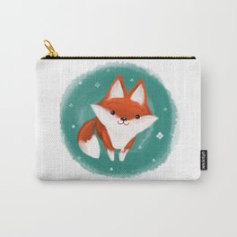 Fox in the wood Carry-All Pouch