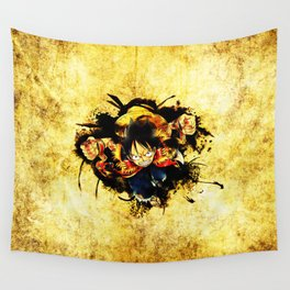 Monkey D. Luffy Wall Tapestry